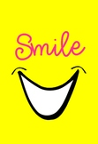 Inspirational Classroom Poster - Make your students SMILE :)