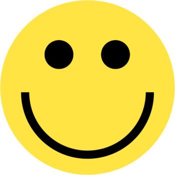 Smile Emoji! Cute and Yellow FREE DOWNLOAD!