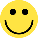 Smile Emoji! Cute and Yellow FREE DOWNLOAD!