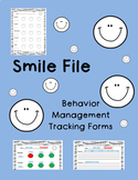 Smile File - Behavior Management Tracking Forms
