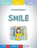 Smile Lesson Plan (Book Club Format - Evaluating the Impact of Visual Elements)