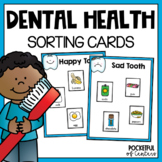Dental Health Sorting Game