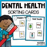 Dental Health Sorting Game