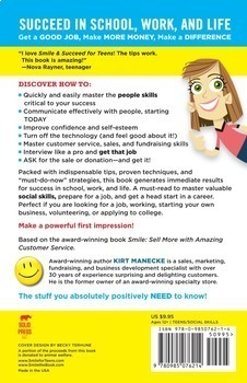 Social Skills-Character Development-Life Skills Book