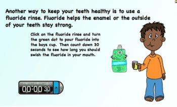 Smile Superheros-Adventure in Dental Health-SmartBoard (Notebook11)