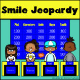 Smile by Raina Telgemeier Jeopardy