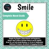 Smile by Raina Telgemeier Novel Study
