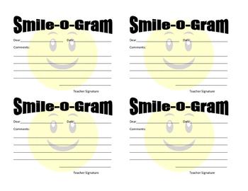 Smileogram