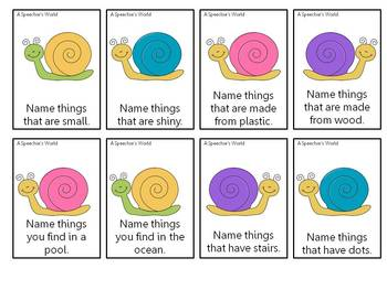 Smiley Categories and Attributes
