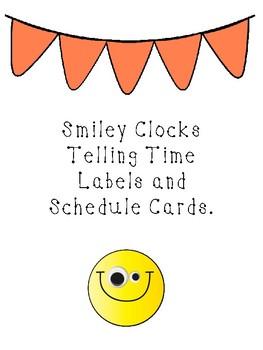 Smiley Clocks