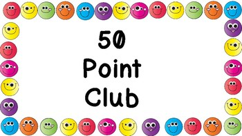 Smiley Dojo Point Clubs