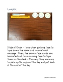 Smiley Face Classroom Management