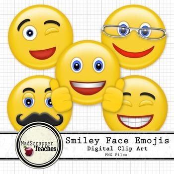 Winky face emoji