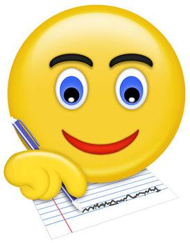 Smiley Face Clip Art Emoji Digital Clipart Color