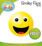 FREE Smiley Face Clip Art