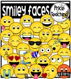 Emoji Smiley Faces (The Price of Teaching Clipart Set)