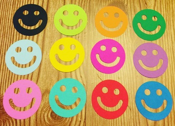 Smiley Face Cut Outs