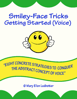Smiley-Face Tricks Getting Started (Voice) For Grades 6-12