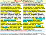 "Royal Plagiarism I: Melania Trump ""borrows"" from Michelle Obama"