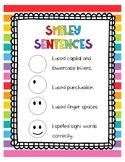 Smiley Sentences