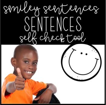 Smiley Sentences Self-Check Tool