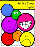 Smiley Spots Clipart