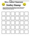 Smiley Stamper Card