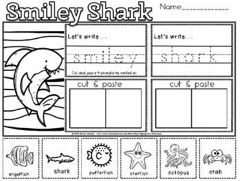 Smiley shark(FLASH FREEBIE)