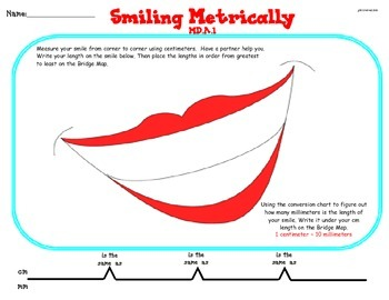 Smiling Metrically MD.A.1