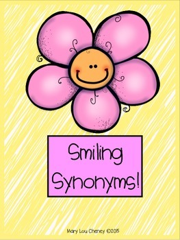 Smiling Synonyms