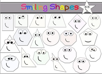 Smiling shapes