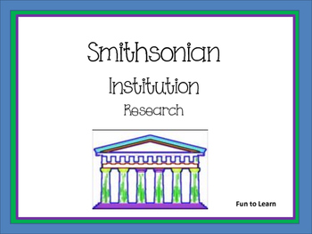 Smithsonian Institution Museums Research