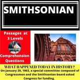Smithsonian Differentiated Reading Comprehension Passage January 29