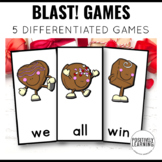 Valentine's Day Phonics Games