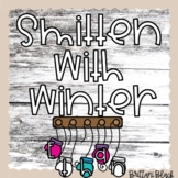 Smitten With Winter Bulletin Board, Craft and Writing