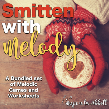 Smitten with Melody, A Bunded set of PDFs and Worksheets