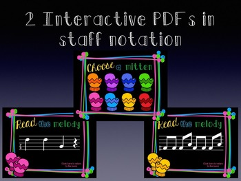 Smitten with Melody, PDFs and Worksheets to practice do