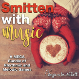 Smitten with Music: a Collection of Rhythmic & Melodic Files {MEGA Bundle}