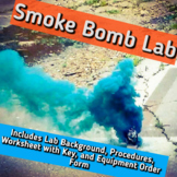 """Combustion Lab: """"Smoke Bombs, How to make Fireworks"""""""