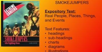 Smokejumpers Vocabulary Presentation