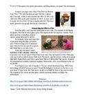 Smokey Bear (800L) - Science Informational Text Reading Passage