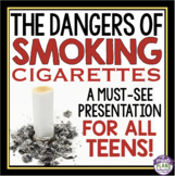 SMOKING HEALTH PRESENTATION