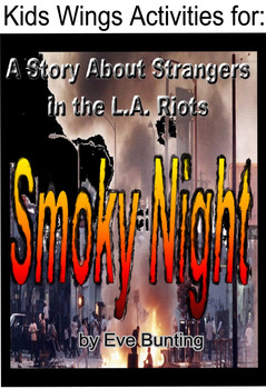 Smoky Nights, A Story About Strangers in the L.A. Riots, Caldecott Medal