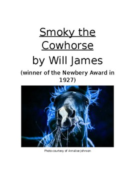 Smoky the Cow Horse Comprehension Questions preview