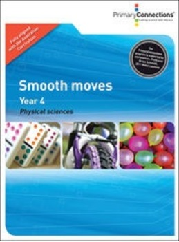 Smooth Moves Primary Connections Worksheets