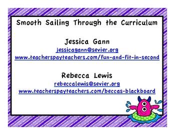 Smooth Sailing Presentation