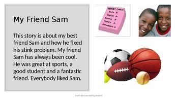 Smooth Sam: A Hygiene Social Story