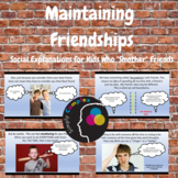 Smoothering Friends; Social Boundaries of Friendships