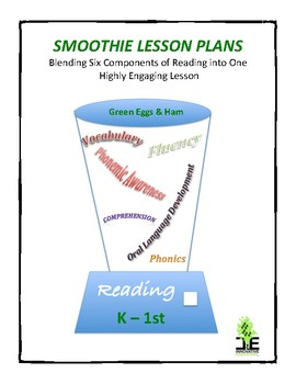 Smoothie Lesson Plan - Green Eggs & Ham