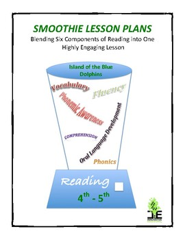 Smoothie Lesson Plan - Island of the Blue Dolphins